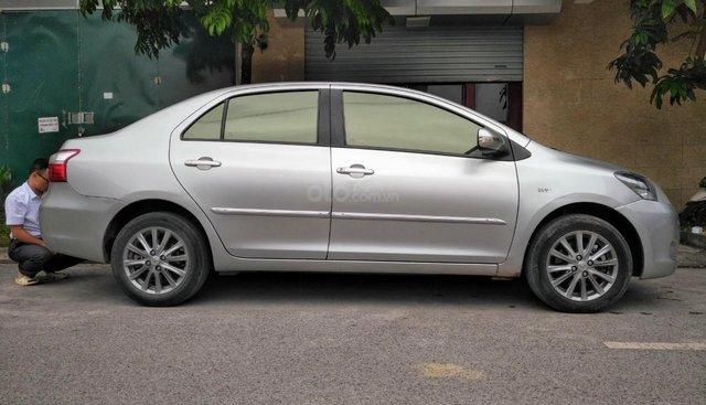 Bán xe Toyota Vios G năm 2013, màu bạc, giá chỉ 420 triệu