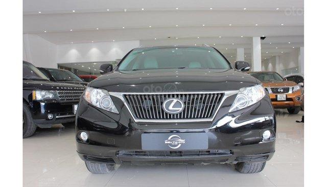 HCM: Lexus Rx350 2009, màu đen, xe nhập