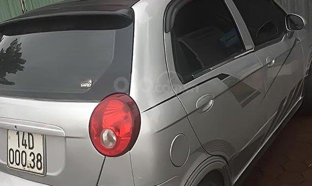 Gia đình bán Chevrolet Spark Van năm sản xuất 2011, màu bạc