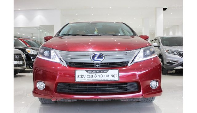 HCM: Lexus HS205H 2010, xe nhập, odo 73.000 km