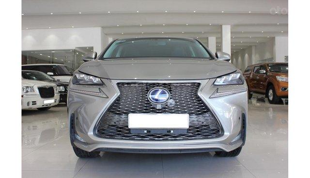 HCM: Lexus NX 200T 2015 - Xe nhập, trả trước chỉ từ 630 triệu