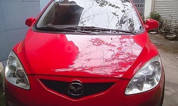 Chính chủ bán Haima 2 sản xuất 2013, màu đỏ, nhập khẩu