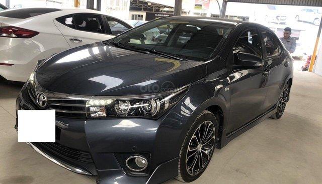 Bán xe Toyota Corolla altis V 2.0AT, bản Sport, đời 2014, biển Sài Gòn