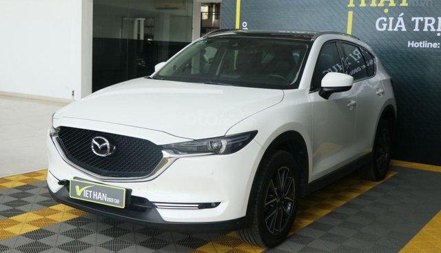 Cần bán xe Mazda CX 5 2.5AT AWD năm sản xuất 2018, màu trắng, 968 triệu