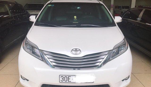 Bán Toyota Sienna 3.5 Limited nhập Mỹ, đăng ký 2016,1 chủ từ đầu, biển Hà Nội. LH: 0906223838