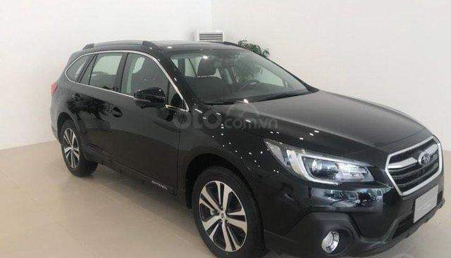 Bán Subaru Outback 2.5i-s đời 2018, màu đen, nhập khẩu