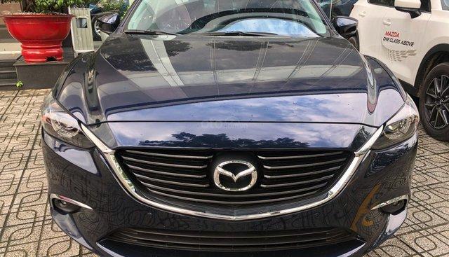 Bán Mazda 6 2.0 Premium năm 2018, giá 859tr, tặng bảo hiểm vật chất 2 chiều 1 năm