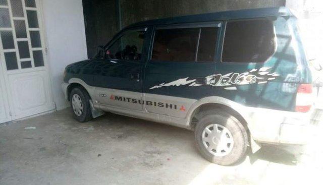 Bán Mitsubishi Jolie đời 2002, nhập khẩu, màu xanh dưa