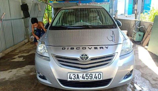 Bán Toyota Vios MT đời 2010, màu bạc, xe nhà đi giữ kĩ