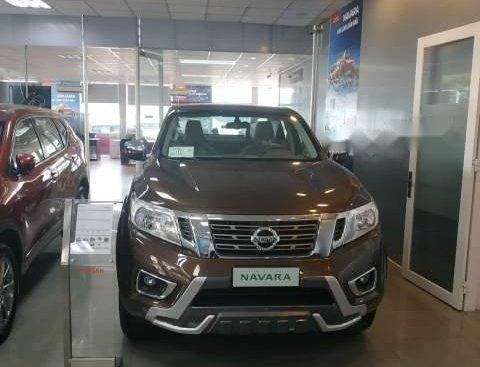 Bán xe Nissan Navara EL 2.5 Premium đời 2019, màu nâu, nhập khẩu
