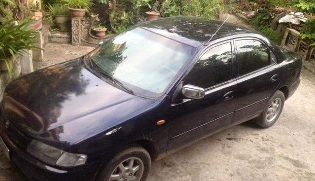 Bán ô tô Mazda 323 đời 1998, màu đen, nhập khẩu chính chủ, giá chỉ 90 triệu
