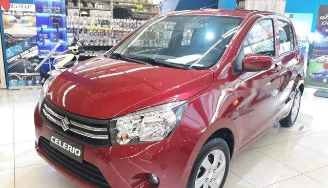 Bán Suzuki Celerio 2019, màu đỏ, xe nhập, 329 triệu