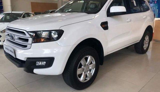 Bán xe Ford Everest đời 2019, màu trắng, nhập khẩu nguyên chiếc từ Thái Lan