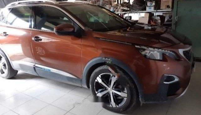 Cần bán xe Peugeot 3008 năm 2018, màu nâu, nhập khẩu, kiểm tra định kỳ đầy đủ