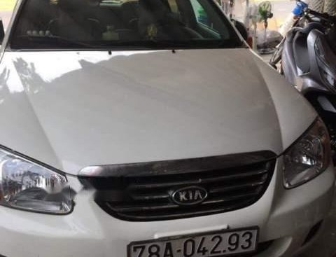 Chính chủ bán Kia Cerato đời 2007, màu trắng, nhập khẩu nguyên chiếc