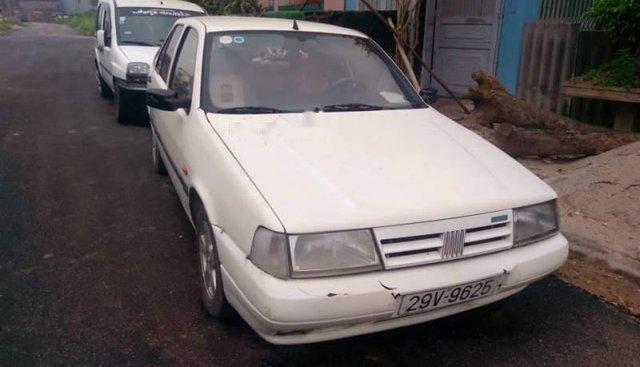 Cần bán lại xe Fiat Tempra sản xuất năm 1997, màu trắng, kính điện, vành đúc