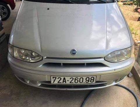 Cần bán lại xe Fiat 126 đời 2003, màu bạc, máy móc êm