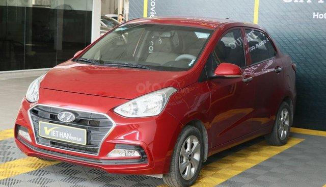 Bán ô tô Hyundai Grand i10 1.2MT đời 2018, màu đỏ