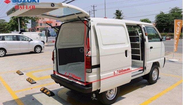 Bán trả góp Suzuki Van 495kg chạy trong giờ cấm khuyến mãi