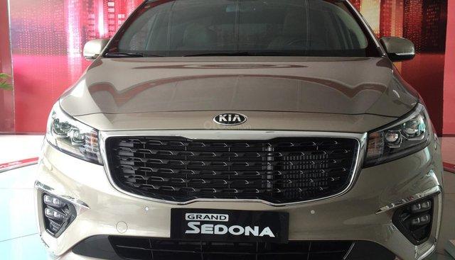 Bán Kia Sedona Deluxe D 2019 giảm giá tiền mặt hỗ trợ vay 85%
