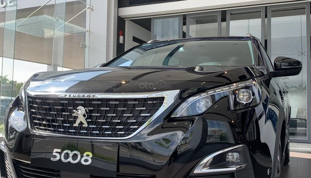 Duy nhất trong tháng 6: Peugeot SUV 5008 tri ân KH, ưu đãi lên đến hàng trăm triệu đồng cho 10 khách hàng đầu tiên