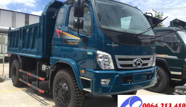Bán xe ben Thaco 8 tấn 2 cầu, giá tốt nhất 2019