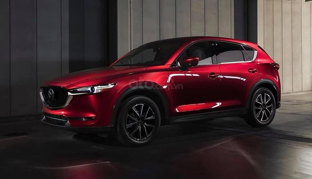 Bán Mazda CX 5 2.5L FWD 2019, màu đỏ pha lê, hỗ trợ trả góp đơn giản và nhiều ưu đãi