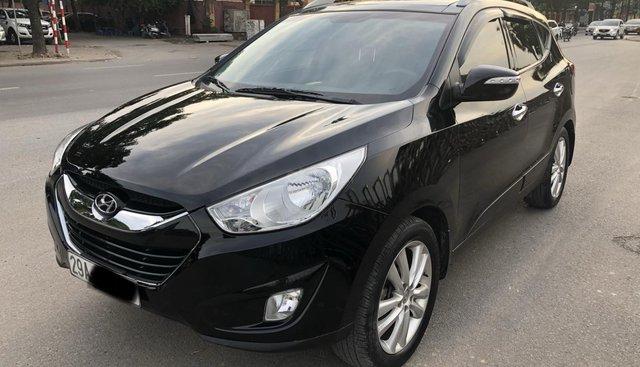 Bán Hyundai Tucson đời 2011, màu đen, nhập khẩu nguyên chiếc