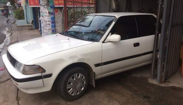 Bán ô tô Toyota Corona 1990, màu trắng, xe nhập chính chủ
