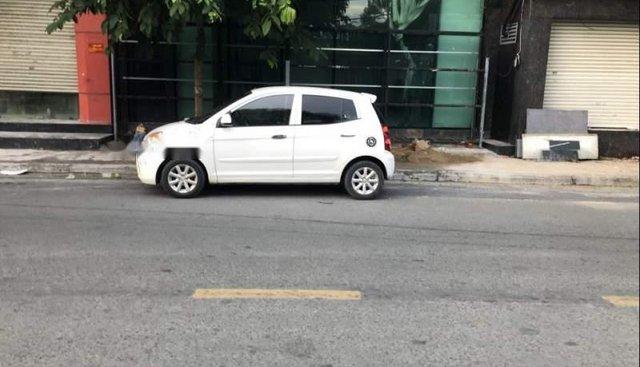 Bán Kia Morning sản xuất 2009, màu trắng, xe nhập, giá tốt