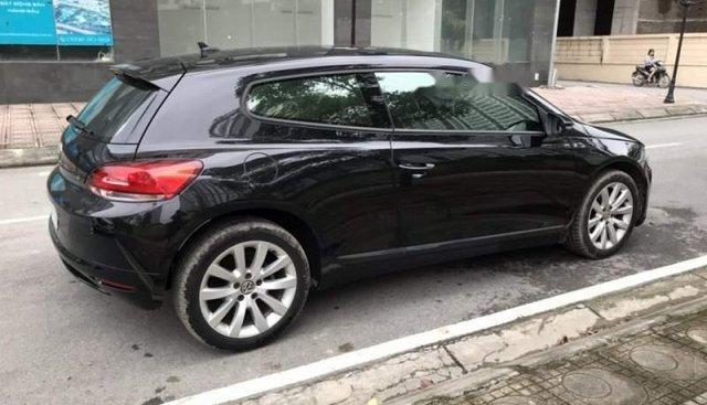 Bán Volkswagen Scirocco đời 2010, màu đen, xe nhập chính chủ