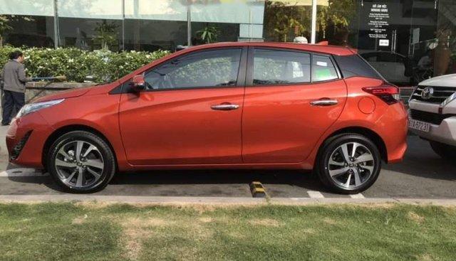 Cần bán Toyota Yaris năm sản xuất 2019, xe nhập