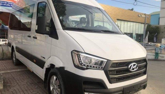 Cần bán Hyundai Solati đời 2019, màu trắng
