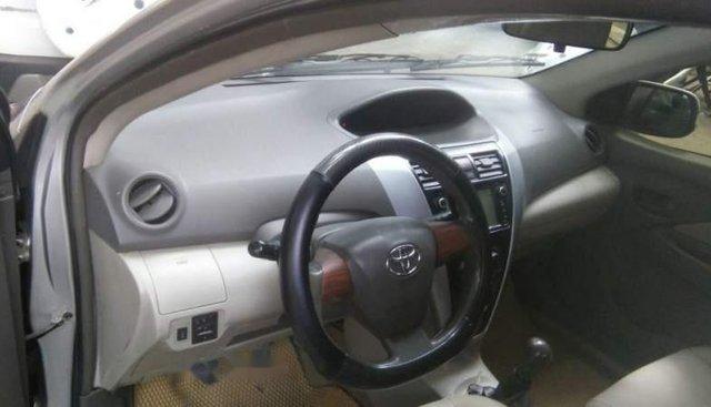 Bán Toyota Vios sản xuất năm 2013, màu bạc, xe nhập