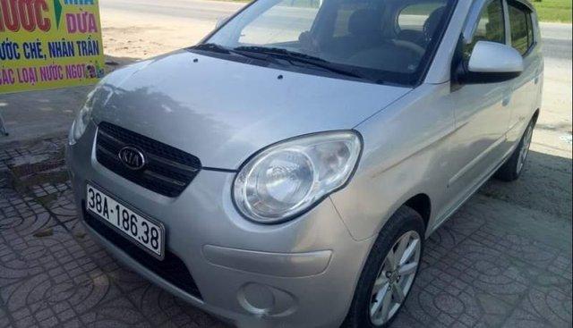 Chính chủ bán Kia Morning đời 2011, màu bạc, nhập khẩu nguyên chiếc