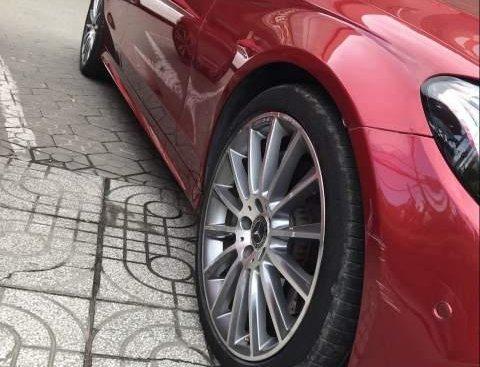Cần bán xe Mercedes C300 sản xuất 2017, màu đỏ, xe nhập