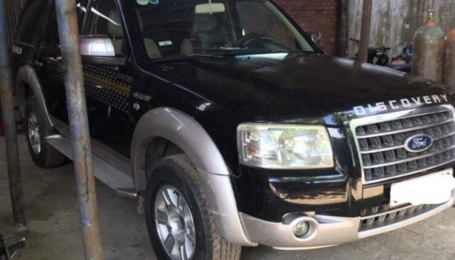 Bán Ford Everest đời 2007, màu đen giá cạnh tranh