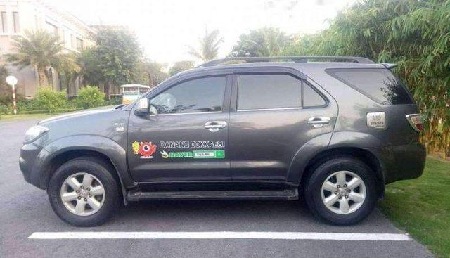 Bán Toyota Fortuner đời 2010, màu xám, xe nhập chính chủ