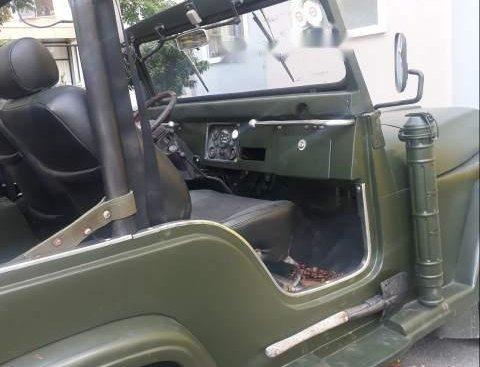 Cần bán Jeep CJ đời 1980, xe nhập