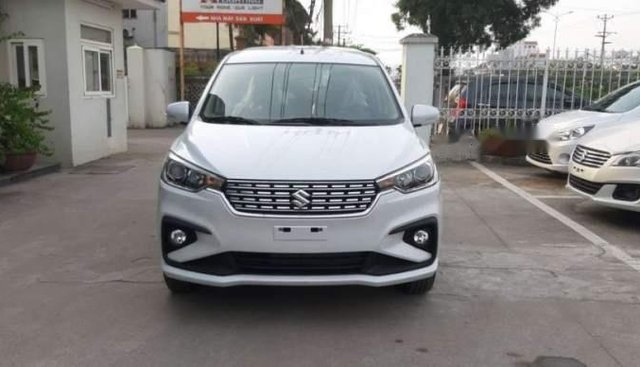 Bán Suzuki Ertiga sản xuất 2019, màu trắng, nhập khẩu