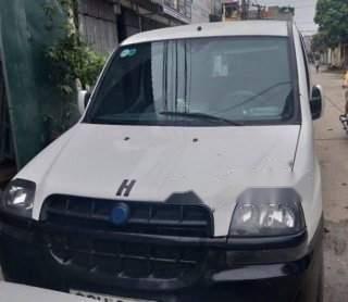 Cần bán gấp Fiat Doblo đời 2003, màu trắng, nhập khẩu nguyên chiếc giá cạnh tranh