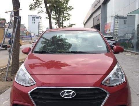 Bán Hyundai Grand i10 đời 2019, màu đỏ, giá tốt