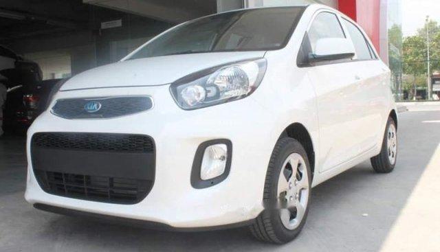 Bán xe Kia Morning sản xuất 2019, màu trắng, 299tr