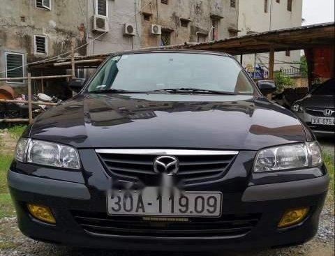 Bán Mazda 626 năm 2001, màu đen, chính chủ