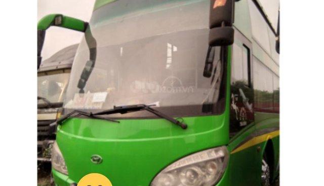 Cần bán đấu giá xe Thaco Universe xe khách Transinco đăng ký lần đầu 2011, màu xanh lục, giá khởi điểm 304tr