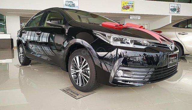 Bán Toyota Corolla altis 1.8G AT đời 2019, màu đen, giá 791tr
