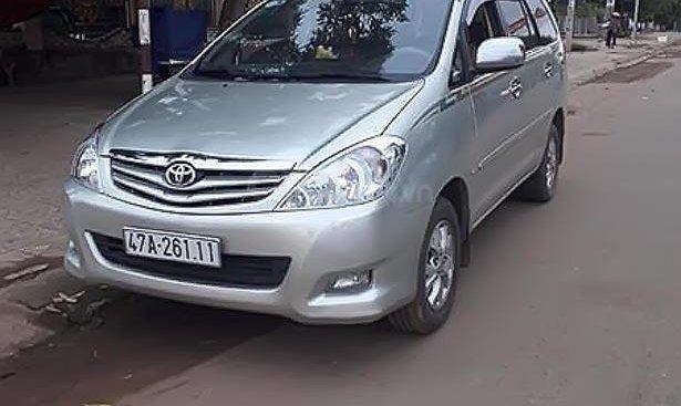 Bán xe Toyota Innova G sản xuất 2006, màu bạc