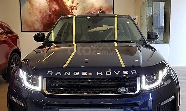 Bán LandRover Range Rover Evoque SE Plus đời 2019, màu xanh lam, xe nhập