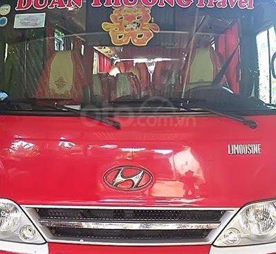 Cần bán Hyundai County Limousine 2012, hai màu, nhập khẩu