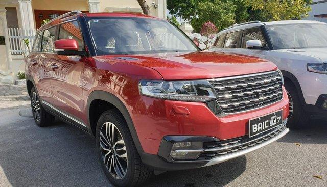 Cần bán BAIC Q7 đời 2019, xe đủ màu, miễn phí thuế trước bạ Hồ Chí Minh